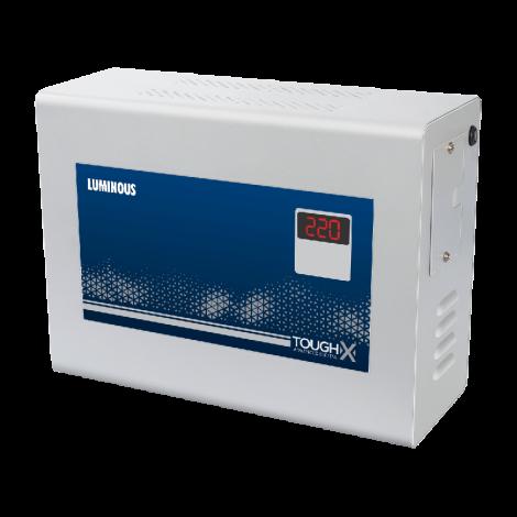 Luminous 130V/1.5 Ton AC Toughx Voltage Stabilizer