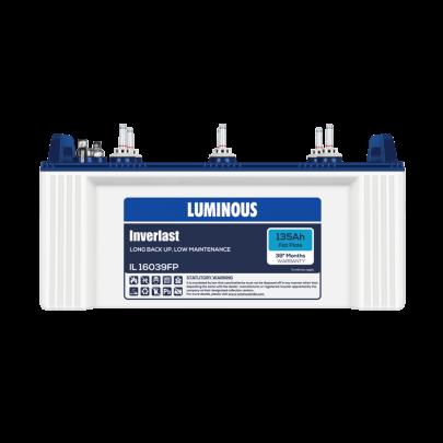 LUMINOUS INVERLAST – IL 16039FP 135Ah BATTERY