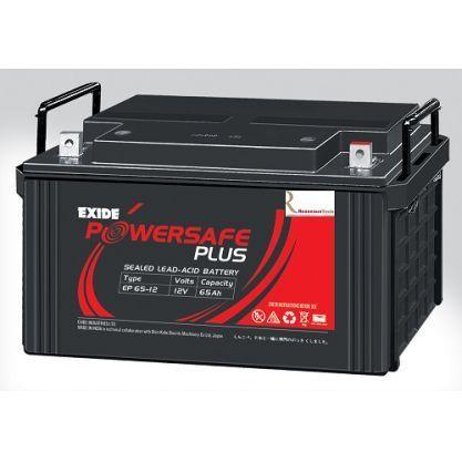 Exide PowerSafe Plus SMF 12V 65Ah Battery
