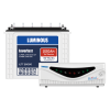 LUMINOUS RAPID 1650 INVERTER + INVERLAST ILTT 26060 150AH BATTERY
