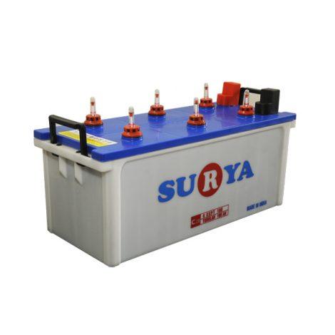 Surya 6SSPT100 100Ah Flat Battery