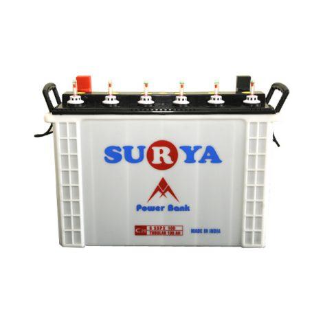 Surya 6SSPX100 100Ah Tall Tubular Battery (Copy)