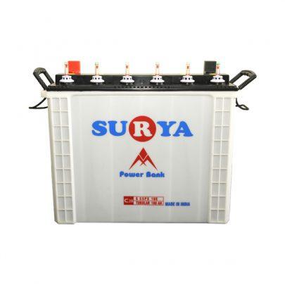 Surya 6SSPX180 180Ah Tall Tubular Battery