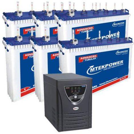 microtek 6 battery