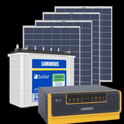 Luminous Solar 1.5KVA inverter Combo.png